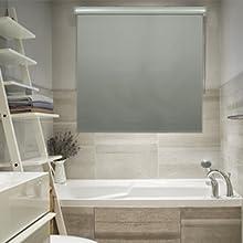 bathroom shade waterproof