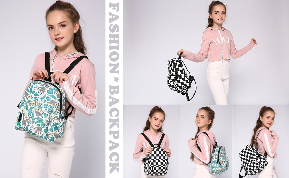 girls mini backpack