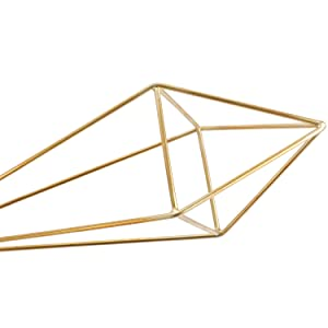 Geometric Shape Air Plant Holder