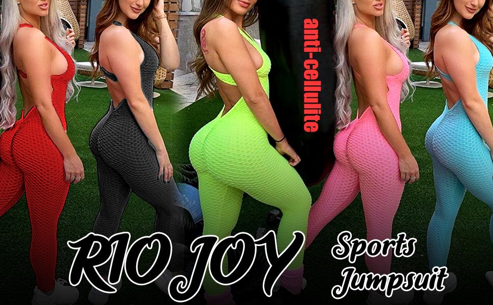 women sports jumpsuit