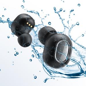 IPX8 Water Resistant