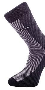 mens black socks