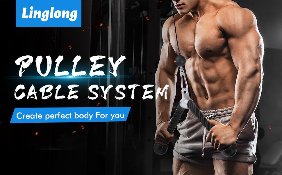 LingLong Fitness Equipment