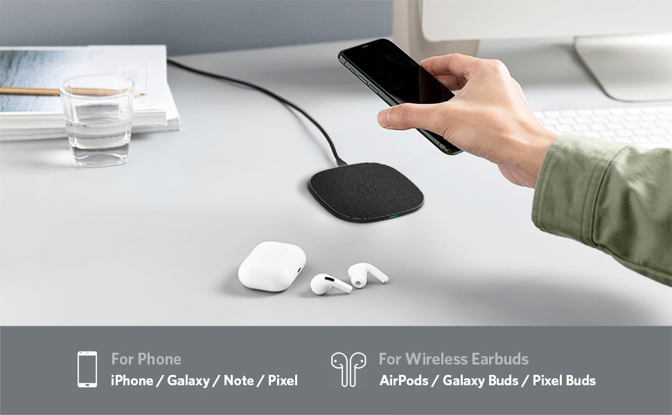 Unipad - Fast Wireless Charger