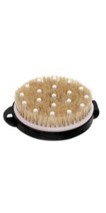 spin spa bath brush extra long handled bath brush best back brush exfoliating scrubber