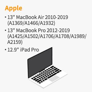 """Inateck 13-13,3 Pouces Housse MacBook Air//MacBook Pro 2012-2018//12,3/"""" Surface Pr"""