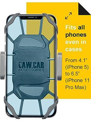handlebar bike phone mount