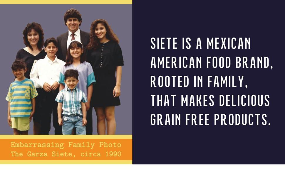 Siete Family Photo