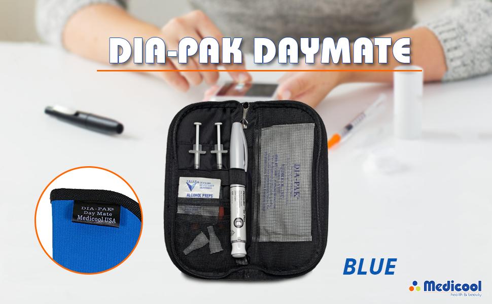 Diabetes, Diabetic, A1C, Diabetes products, Insulin, Diabetic case, insulin case, Medicool
