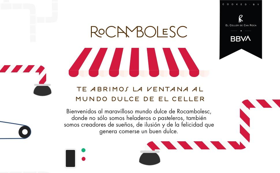 Rocambolesc - Bombón Plateado de Chocolate con Leche y Maíz ...