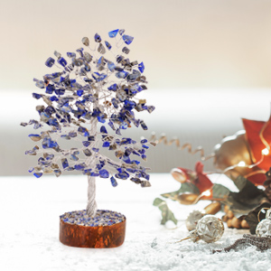 lapis gemstone tree good luck decorations spiritual gifts for women gift for spiritual friend love
