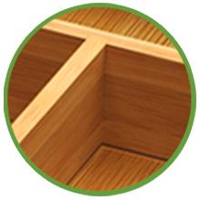 kitchen drawer organizer for utensil