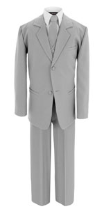 formal, silver, suit, set, boys, boy, kids, girls, unisex, wedding, beach
