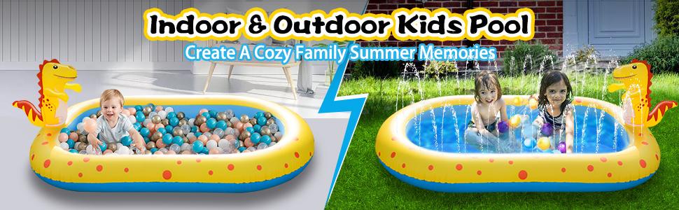 indoor outdoor kids pool