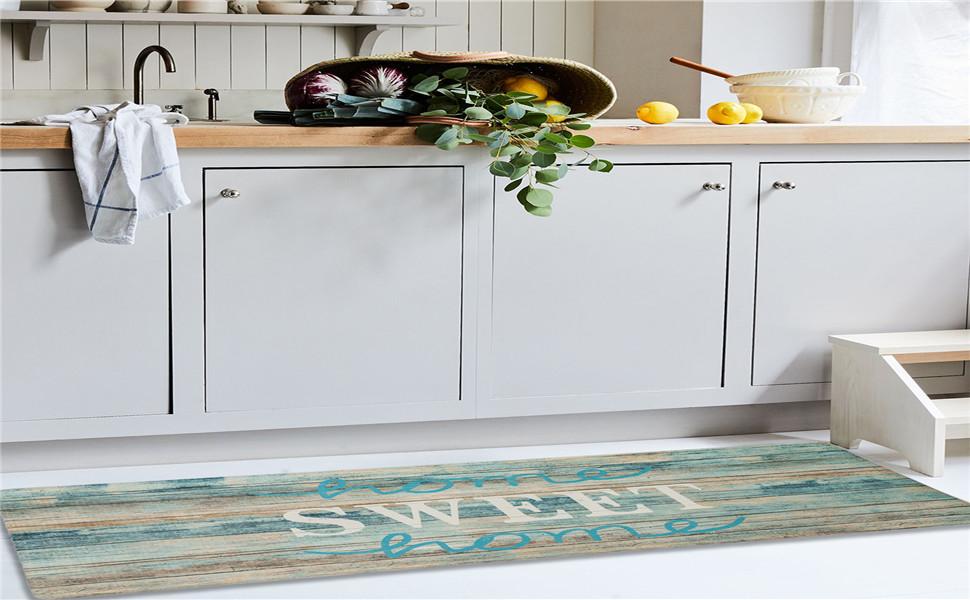 sweet kitchen mat
