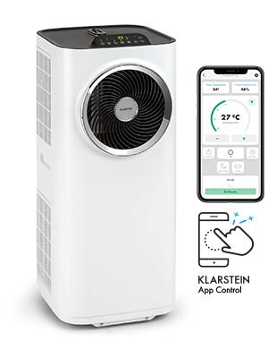 Klarstein Kraftwerk Smart - Aire acondicionado 3 en 1 ...