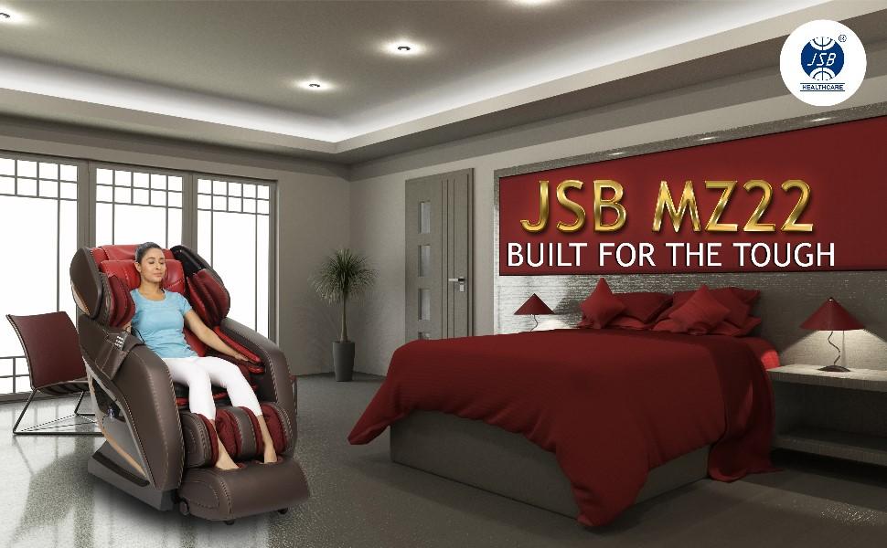 jsb mz22 heavy duty massage chair for home