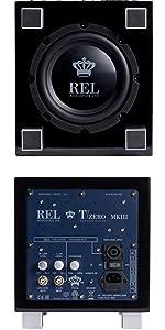REL Acoustics Tzero MKIII