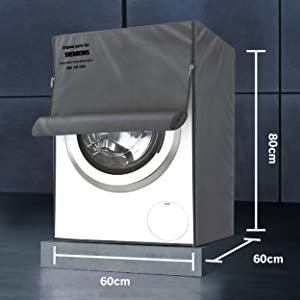 Siemens protective dust cover grey fits perfect to washing machine and dishwasher