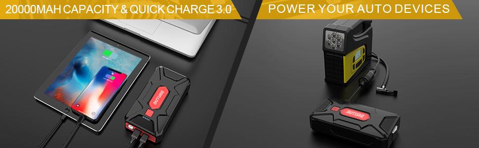 car battery power pack