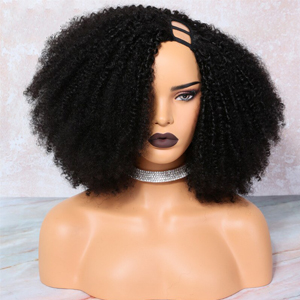 u part human hair wigs
