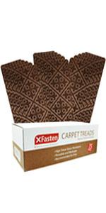 XFasten Carpet Treads