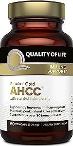 kinoko gold ahcc