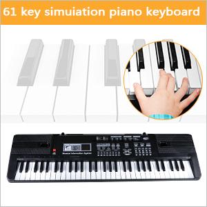 Digital Music Piano Keyboard