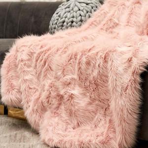 Fluffy Blanket White