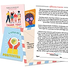 Declaration of Inspiration and Fabulous Leaflets