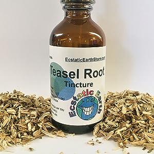 Organic Herbal Tincture Extract