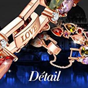 Multicolor Crystal bracelet For women girls for trendy classic kook bangle bracelet