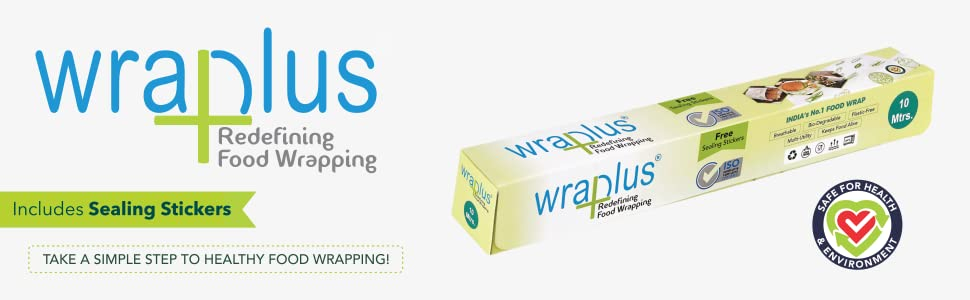 10mtr Wraplus Food Wrapping Paper
