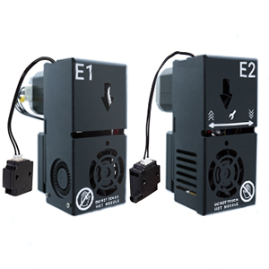 direct feed dual extruders