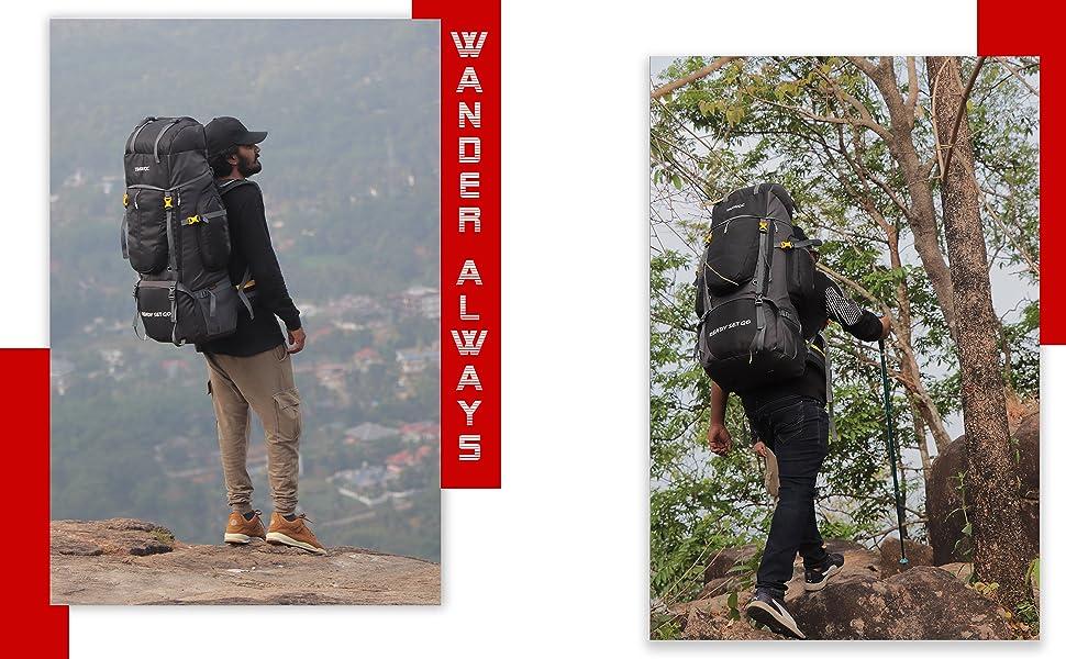 wander always