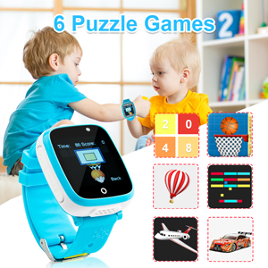 kids smart watch with games