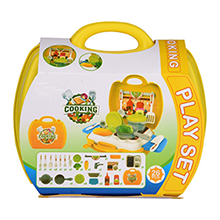 Cooking Play Set For Girls ; play set fir kids; toy cooking set; barbie set for boys; kitchen toy