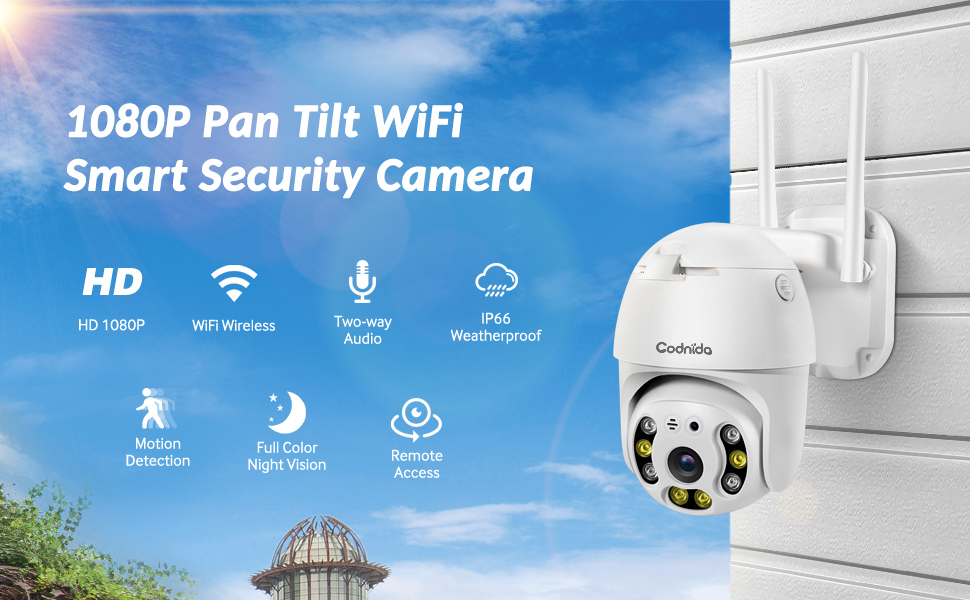 wireless camera home security