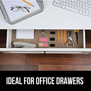 great for drawers
