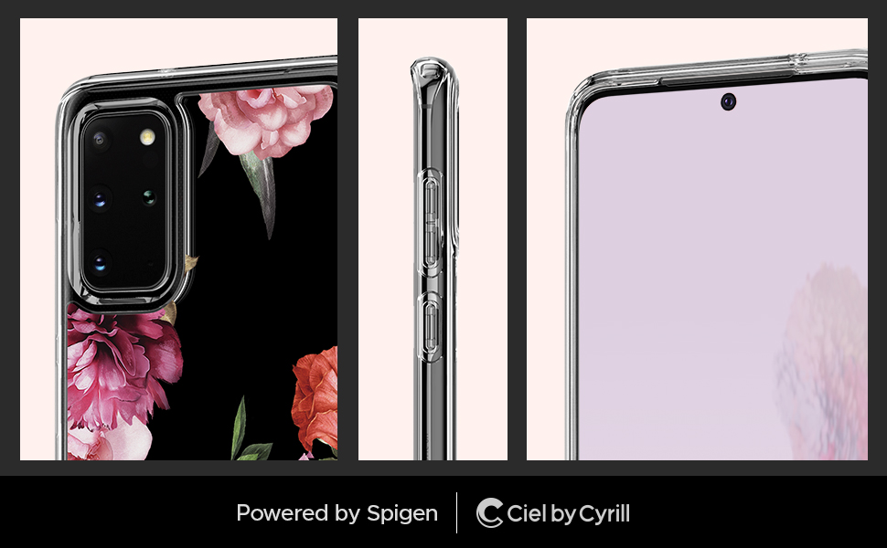 Cecile Series for Galaxy S20 Plus