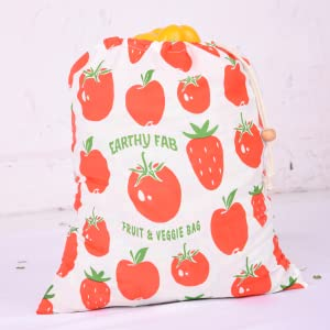 cotton fridge bags