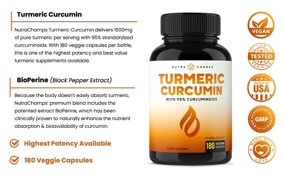tumeric capsules