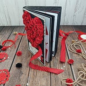 Handmade Love Scrapbook