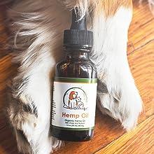 Valerio Pet Hemp Oil, dog, cat, calm, joint, hip, coat, fur, topical, amino acid, omega, drop