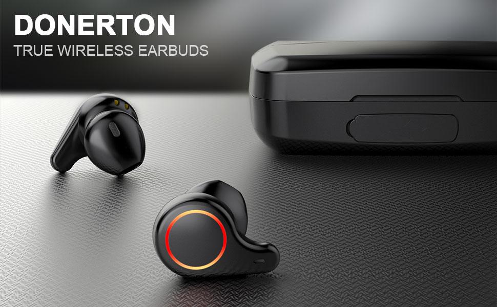 Bluetooth Headphones In Ear Sport Wireless Earphones Elektronik