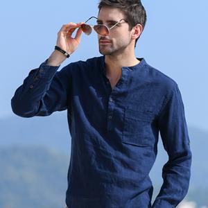 Casual Henley Shirt