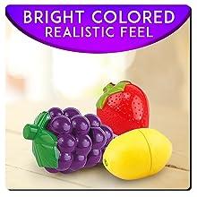 Bright Colored Realistic Feel