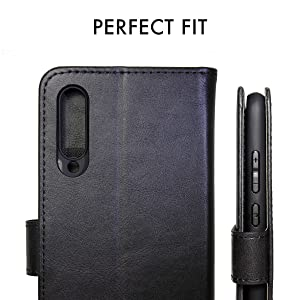 xiaomi mi 9 leather wallet case