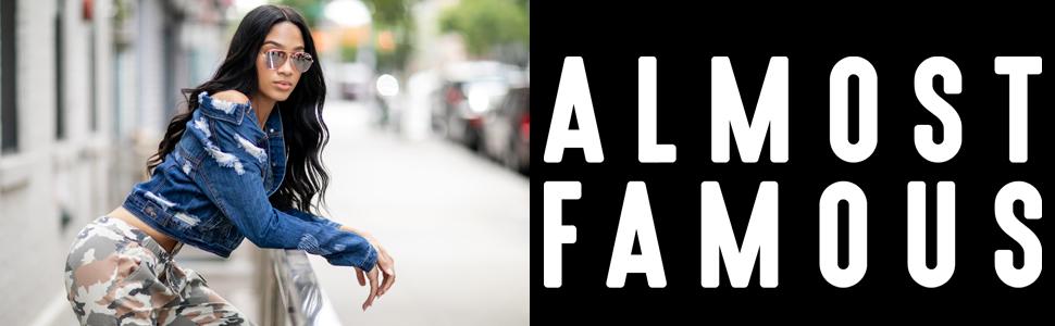 AF Almost Famous Denim Apparel