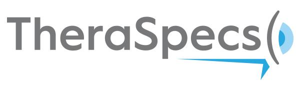 Logo, TheraSpecs Migraine and Light Sensitivity Glasses
